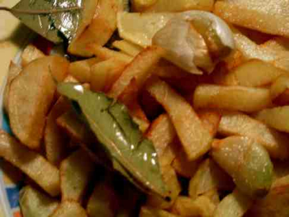 Home Made Fries